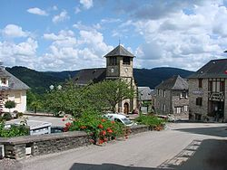 Saint-Hilaire-Peyroux Village 01.jpg