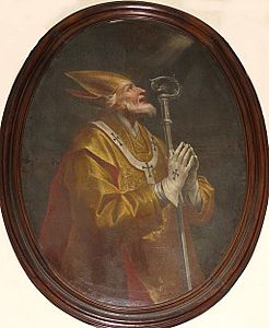 Saint Mansuetus bishop of Milan.jpg