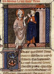 św. Remigiusz i Chlodwig