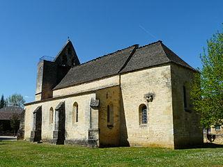 Sainte-Nathalène Commune in Nouvelle-Aquitaine, France