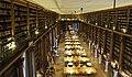 Salle de lecture Bibliothèque Mazarine depuis gallerie.jpg
