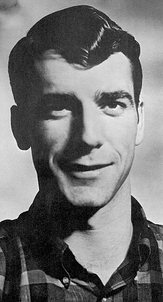 Sam Elliott - Elliott's 1965 college yearbook photo