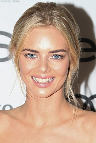 Samara Weaving - Weaving at the InStyle Awards in 2015