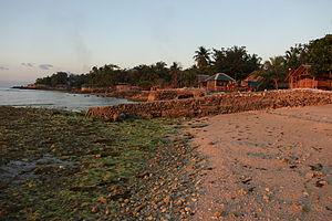 Samboan, Cebu - Samboan beach