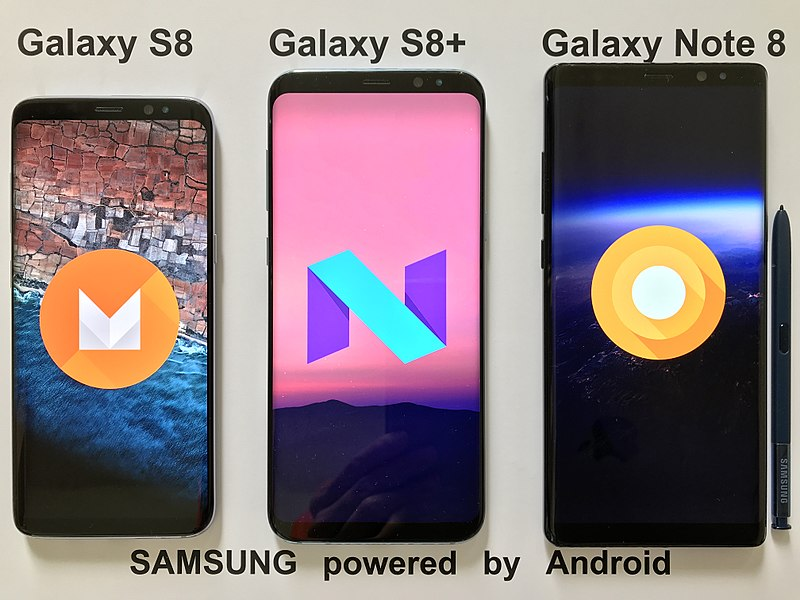 File:Samsung Android Smartphones.jpg