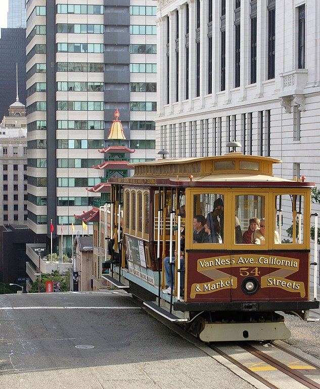 File:San Francisco Cable Car at Chinatown.jpg - Wikimedia Commons