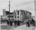 San Francisco Earthquake of 1906, The large building shown in this picture is the Albert Pike Memorial Masonic hall... - NARA - 531017.tif