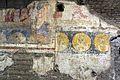 San crisogono, resti della basilica paleocristiana del V secolo, affreschi a clipei con santi dell'VIII secolo 01.jpg