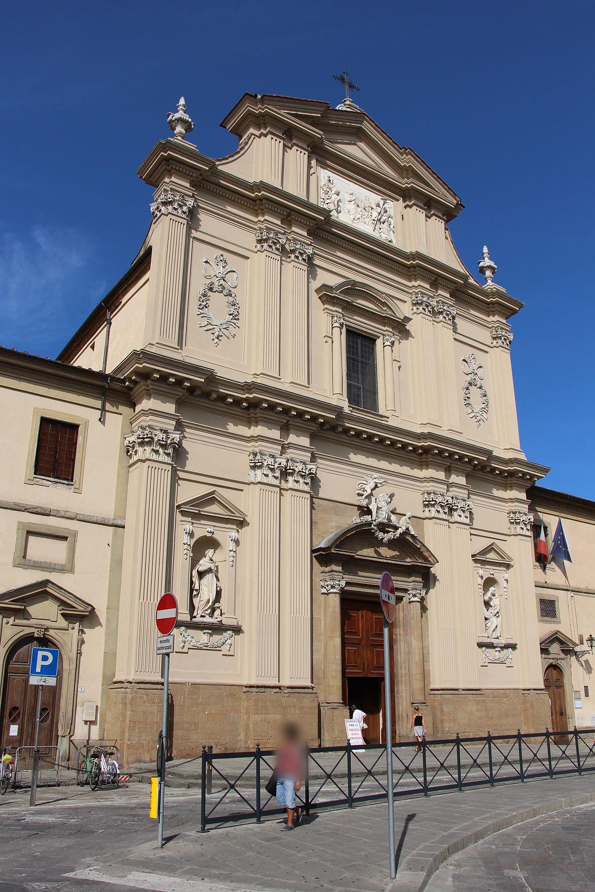 Basilica di San Marco (Firenze) - Wikipedia