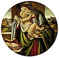 Sandro Botticelli (1444-1445-1510) (studio of) - Virgin and Child - M.9 - Fitzwilliam Museum.jpg