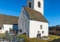 Sankt Veit an der Glan Hörzendorf Friedhof Karner SW-Ansicht 27122018 5707.jpg
