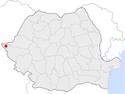 Sannicolau Mare in Romania.png