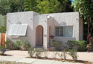 Rigby's La Plaza Historic District - Image: Sarasota FL Rigbys La Plaza HD 1 Alta Vista 01