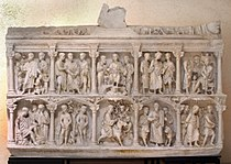 Sarcophagus of Junius Bassus - Cast in Rome.jpg