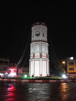 Sari, Iran - Saat Square, Sari