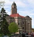 Saunders County Courthouse (Nebraska) from N.JPG