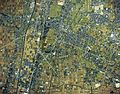 Saya district Aisai city Aerial photograph.1987.jpg