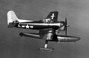Curtiss SC-1 der U.S. Navy 1944