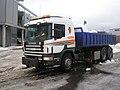 Scania snow truck in Jyväskylä.jpg