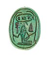 Scarab Inscribed with the Throne Name of Thutmose III MET 27.3.315 bot.jpg