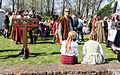 Schandpalen waren bekend in de 16de eeuw 1 april feest Brielle.jpg