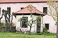 Scheinfeld, Schwarzenberg, westliches Gartenhaus im südlichen Garten 20170423 002.jpg