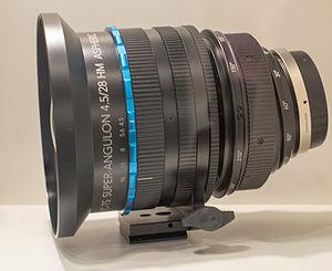 Schneider Kreuznach - Schneider-Kreuznach TS 28mm lens