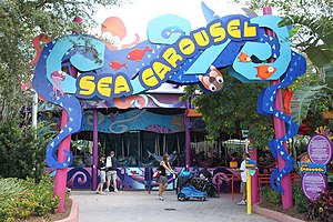 Sea Carousel - Image: Sea Carousel