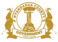 Seal of Nyandarua County.png