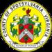 Seal of Spotsylvania County, Virginia