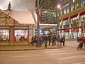 Seattle - 5th Ave & Pike St at night Xmas 01.jpg