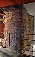 Secció de la muralla islàmica de València, palau dels Fernàndez de Còrdova.JPG