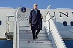 Secretary Kerry Arrives in Switzerland for Meetings in Lausanne Focused on Syria (30223567652).jpg