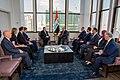 Secretary Pompeo Meets With Iraq President Salih (48778456901).jpg