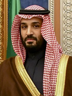 Mohammed bin Salman Saudi crown prince and minister of defence