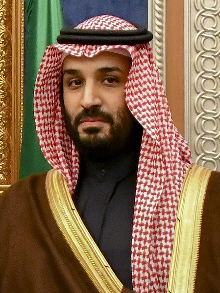 File:Secretary Pompeo Meets With Saudi Crown Prince Mohammed bin Salman (32862953548) (cropped).jpg