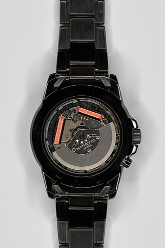 Automatic quartz - Backsite, without watch bottom