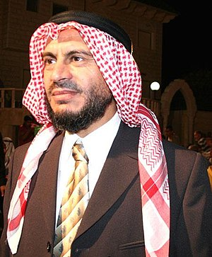 Islamic Movement in Israel - Hamed Abu Daabas, the leader of the southern branch of the Islamic Movement in Israel