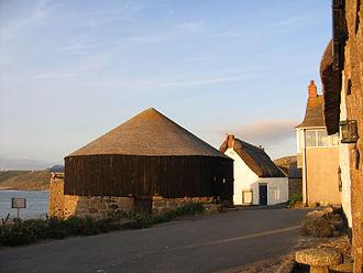 Sennen Cove - Sennen Cove, the Round House