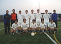 Serbian White Eagles 2007 cup match team photo by Djuradj Vujcic.jpg