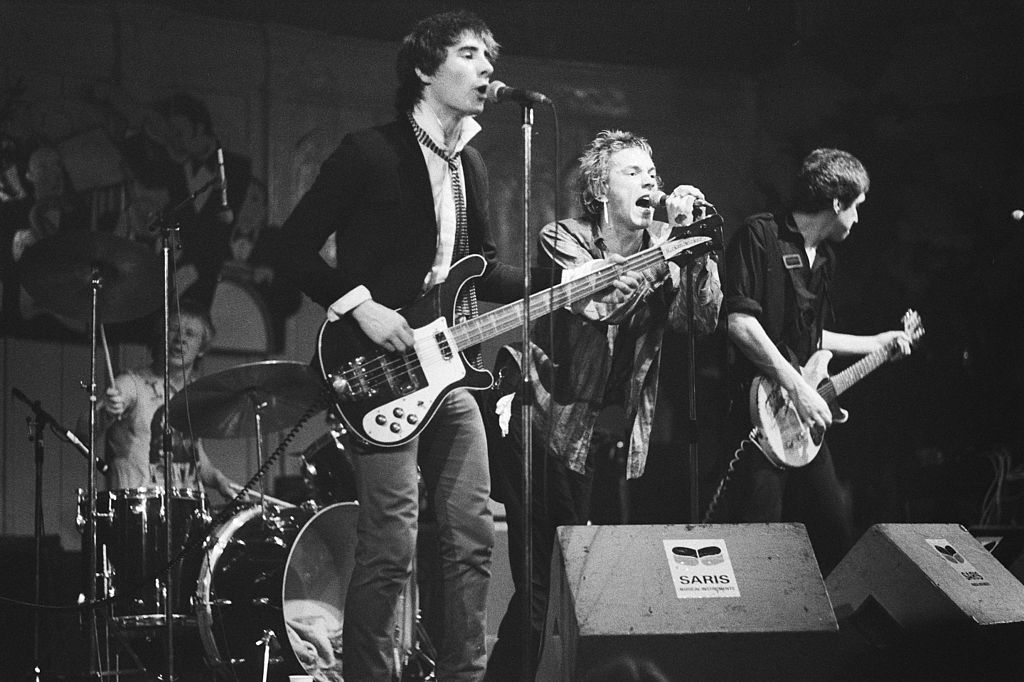 Sex Pistols in Paradiso