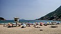 Shek-O beach …very nice on a sunny weekend! (8076595761).jpg