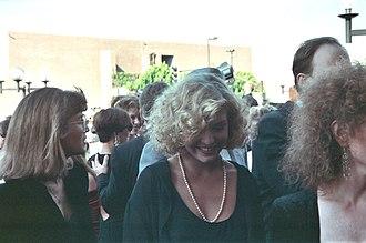 Sheryl Lee - Lee arriving at the 1990 Emmy Awards