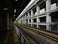 Shinkansen and express train tracks next to Kami-Nakazato Sta. Kaminakazato, Kita-ku, Tokyo, Japan (1).jpg