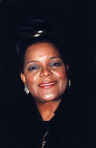 Shirley Caesar - Shirley Caesar in 1997
