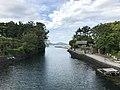 Shizukigawa River from Shizuki-Kohashi Bridge 2.jpg