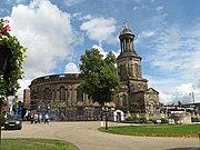 Shrewsbury - St Chad's Church - geograph.org.uk - 1998336