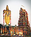 Shri Kowshika Balasubramanya Swamy Murugan Temple.jpg