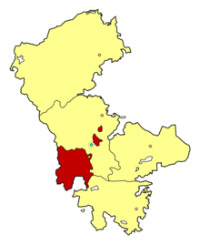 Shusha district NKAO location map.png
