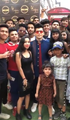 Siddharth Nigam with his fans at celebrity Face in Delhi 2019.png